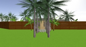 Tropical House poster