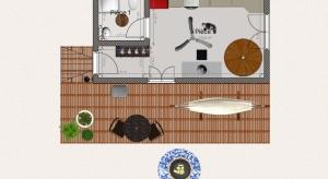 mini maison  poster