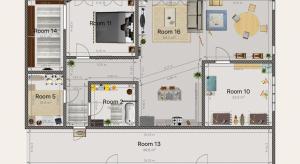 Modern Apartment poster