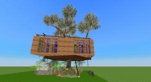 Tree House Resort  poster