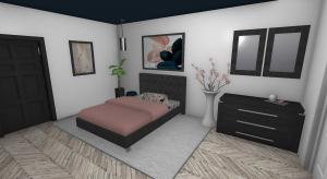 Chambre pour adolescente  poster