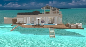 Extreme Home #2: Luxury Resort Watervilla in the Maldives poster