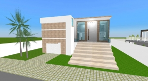 Container House - Copiar poster