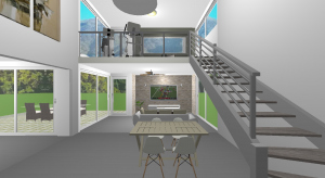 Rooftop House-RENOVATION poster