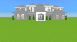 Mansion on Wake Ln. poster