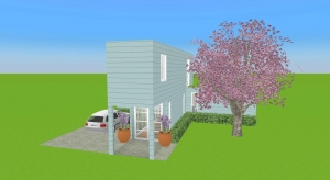 Shipping Container Home poster
