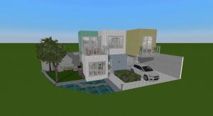 Project Bohol tiny house poster