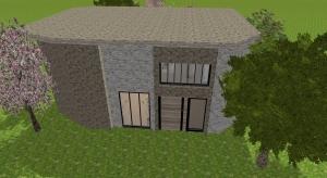 Tiny house Casa pequeña  poster