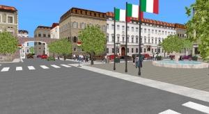 Quartiere italiano poster