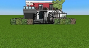 Patio House poster