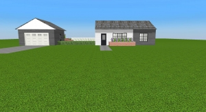 Ranch Style Home poster