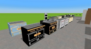 new stove design by me poster