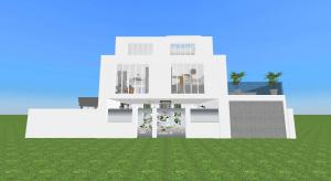 Modern Summer House  poster