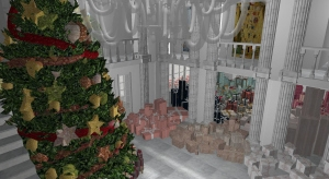 Christmas Rich Huge maison for a big familly  poster