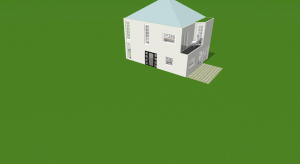 Little house poster