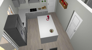 Modern 4 bed house  poster
