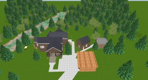 Tiny Dream Home poster