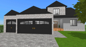 Dream House Lot 6 (version 1) poster