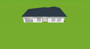 Scandinavian home poster