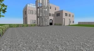 Modern castle           poster