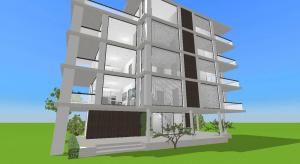 Apartment Building poster