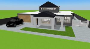 CHALLENGE - Furnish house poster
