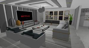 Duplex luxo poster