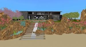Luxury Mega Mansion poster