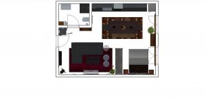 Studio loft poster