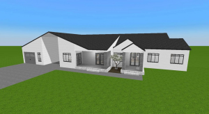 8000 sq ft Dream Home poster