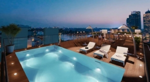 MEGA Penthouse with Rooftop pool  poster