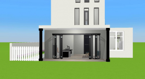 Appartmento modern House poster