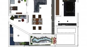 Nuevo proyecto. Casa pequeña poster
