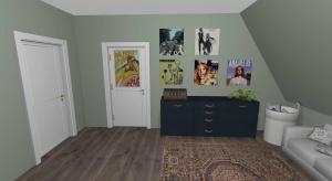 ava's room poster
