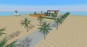 Beach house! poster