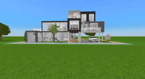 Container House poster