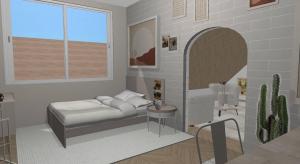 pretty bedroom ✨ poster