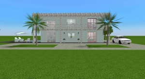 Luxury Mansion ( 2 ) poster