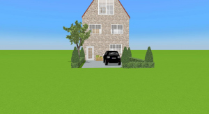 Small townhouses  poster