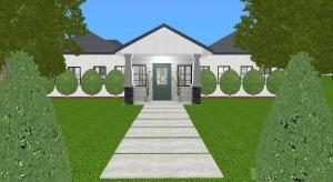 Craftsman Farmhouse poster