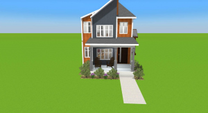 Meridian Modern Homes poster
