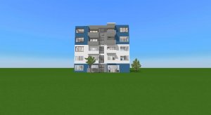 Appartments 1 poster
