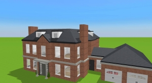New Build Home - Decorate & Furnish poster