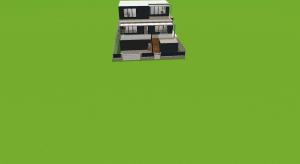 3 story modern family house ( 3 ) poster