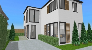 2 Houses On One Lot (Renovated part 1) poster