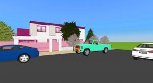 Barbie house - jack's car - Importé ( 1 ) poster